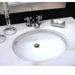 Chain Maille Border Decorated Sink