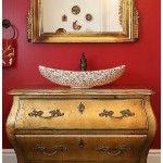 Florentine Painted Vessel Sink