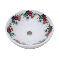 Pansy Vessel Sink