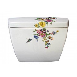 Scented Garden Tank and Lid