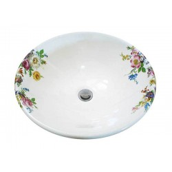 Scented Garden Vessel Sink